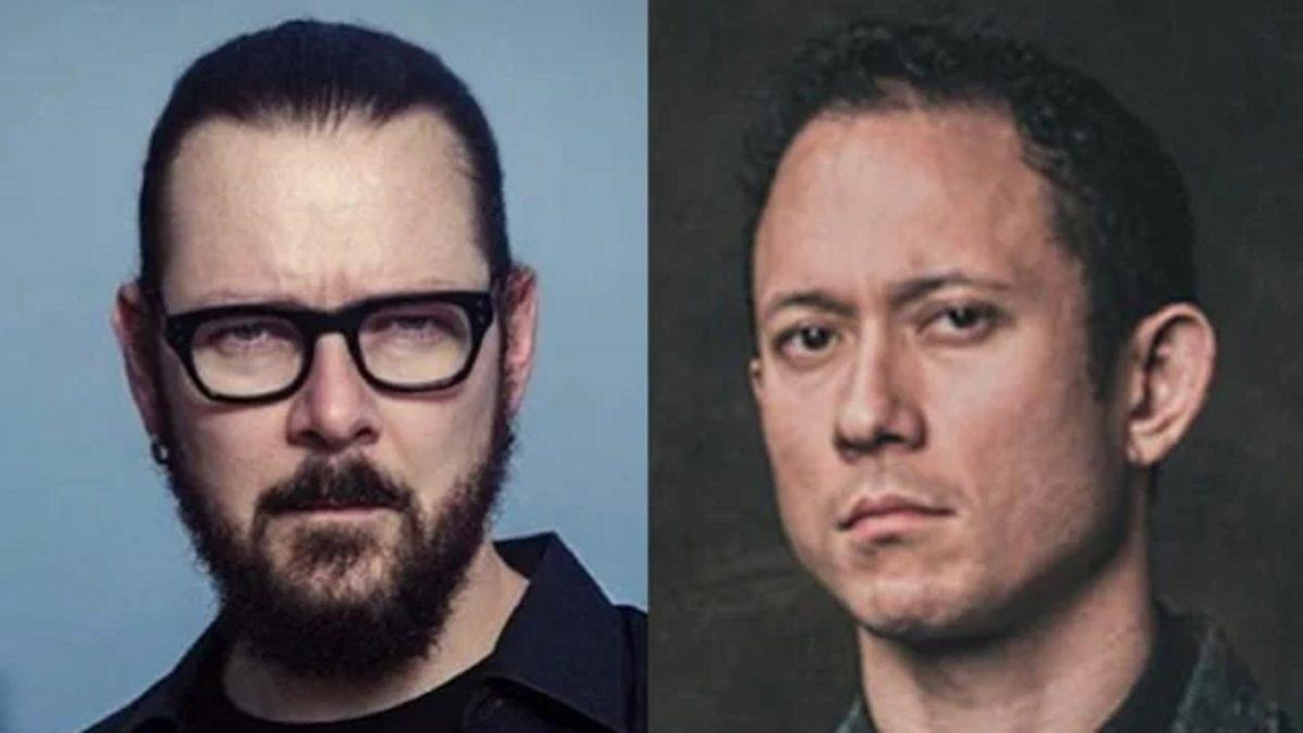 """Ihsahn et Matt Heafy (Trivium) """"font de grands progrès"""" sur leur premier album de Mrityu"""