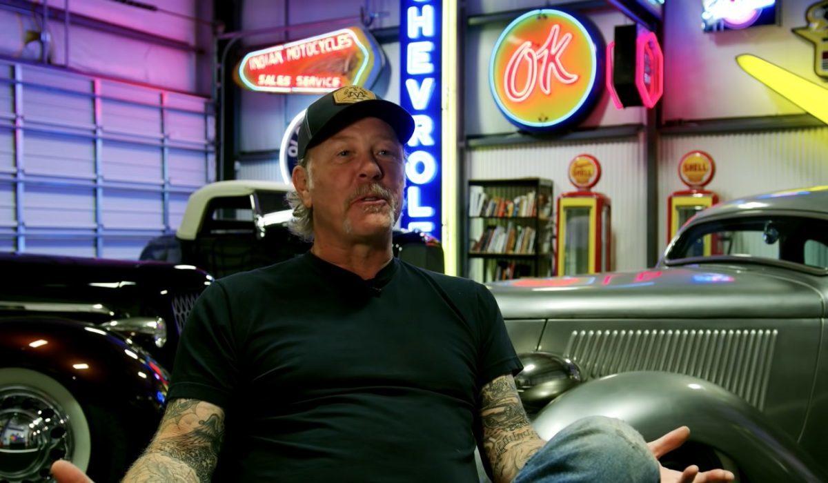Découvrez la collection de voitures de James Hetfield de Metallica au Petersen Automotive Museum en vidéo