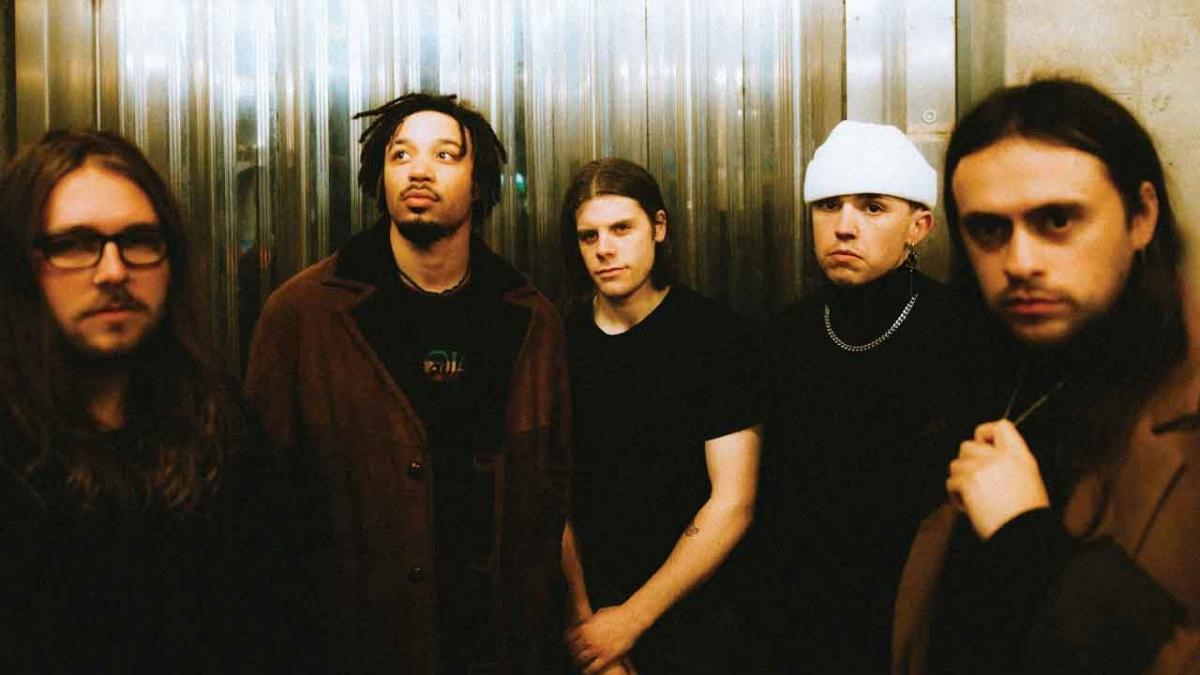 """Le chanteur de Loathe : """"Je veux que nous soyons le groupe qui ramène la musique Metal dans le courant dominant"""""""