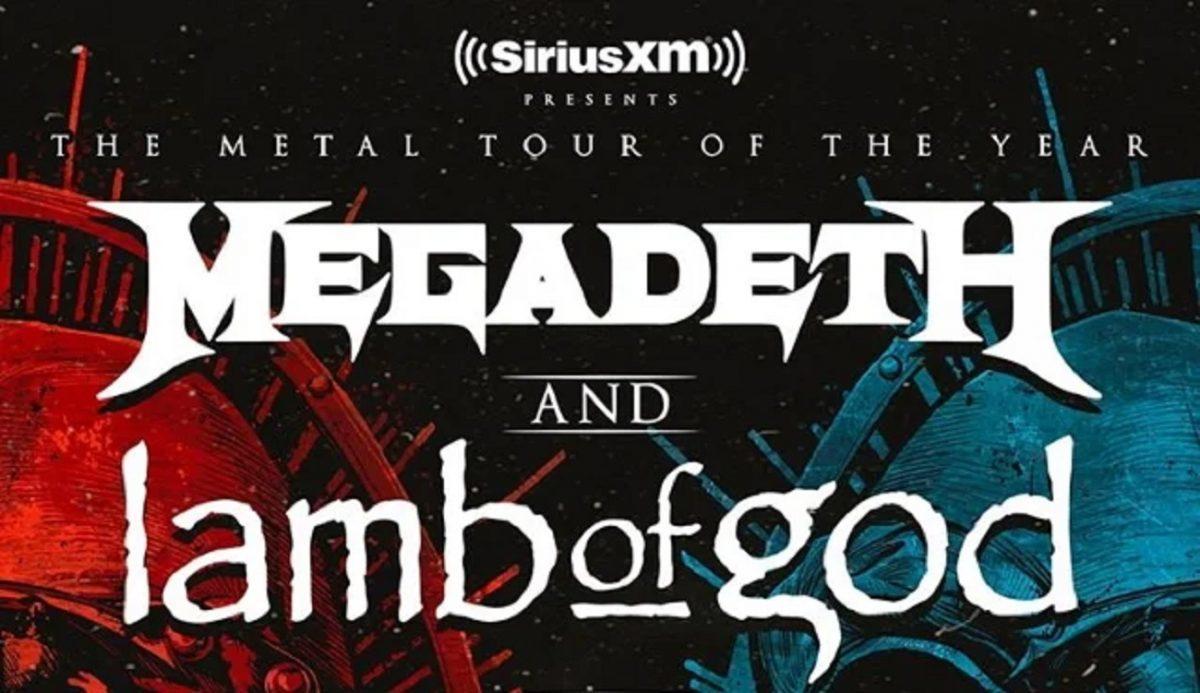 Megadeth, Lamb Of God, Trivium et In Flames vont participer à un événement spécial en streaming demain