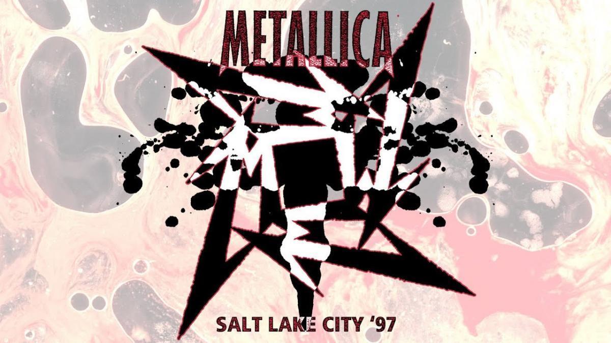 """Metallica va diffuser un concert """"extrait d'une vieille cassette VHS poussiéreuse"""" cette nuit ! (#MetallicaMondays)"""