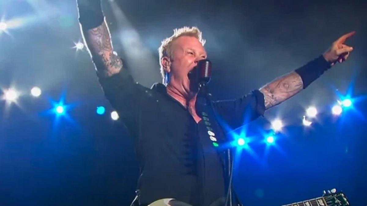 Regardez le concert de Metallica au Rock On The Range 2017 !