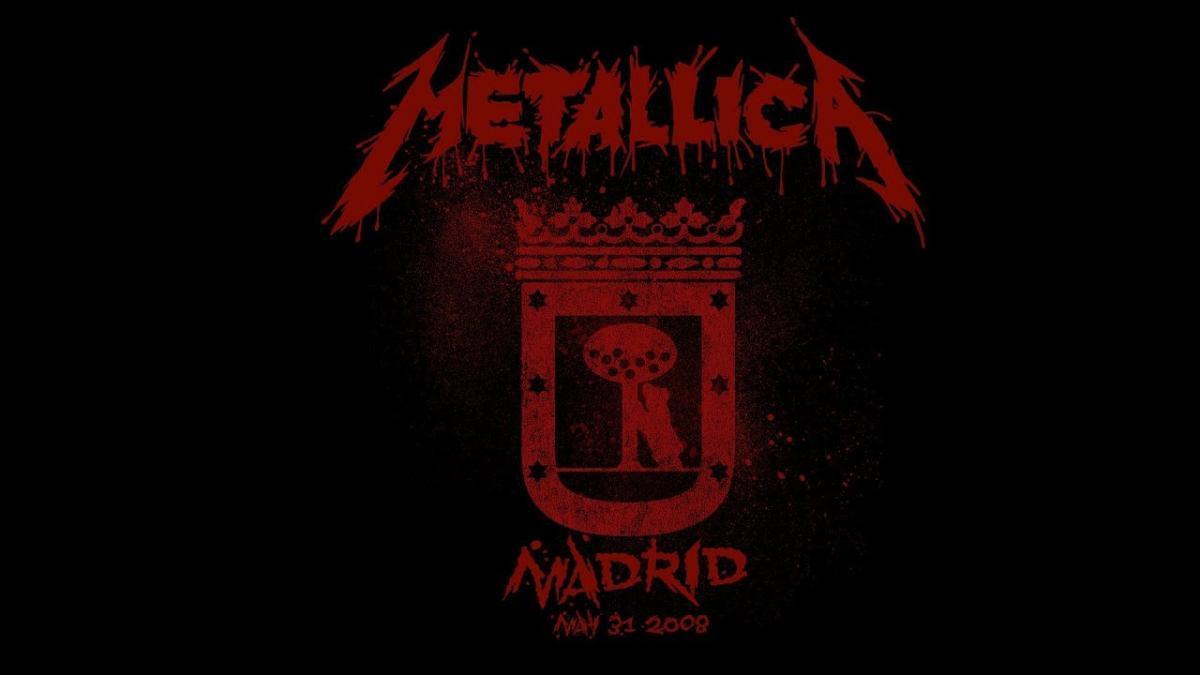 Metallica va diffuser un concert de 2008 en Espagne cette nuit ! (#MetallicaMondays)