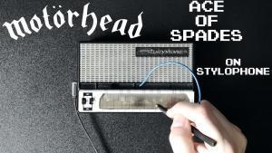 Cette version de Ace Of Spades de Motörhead interprétée sur un stylophone va vous éclater