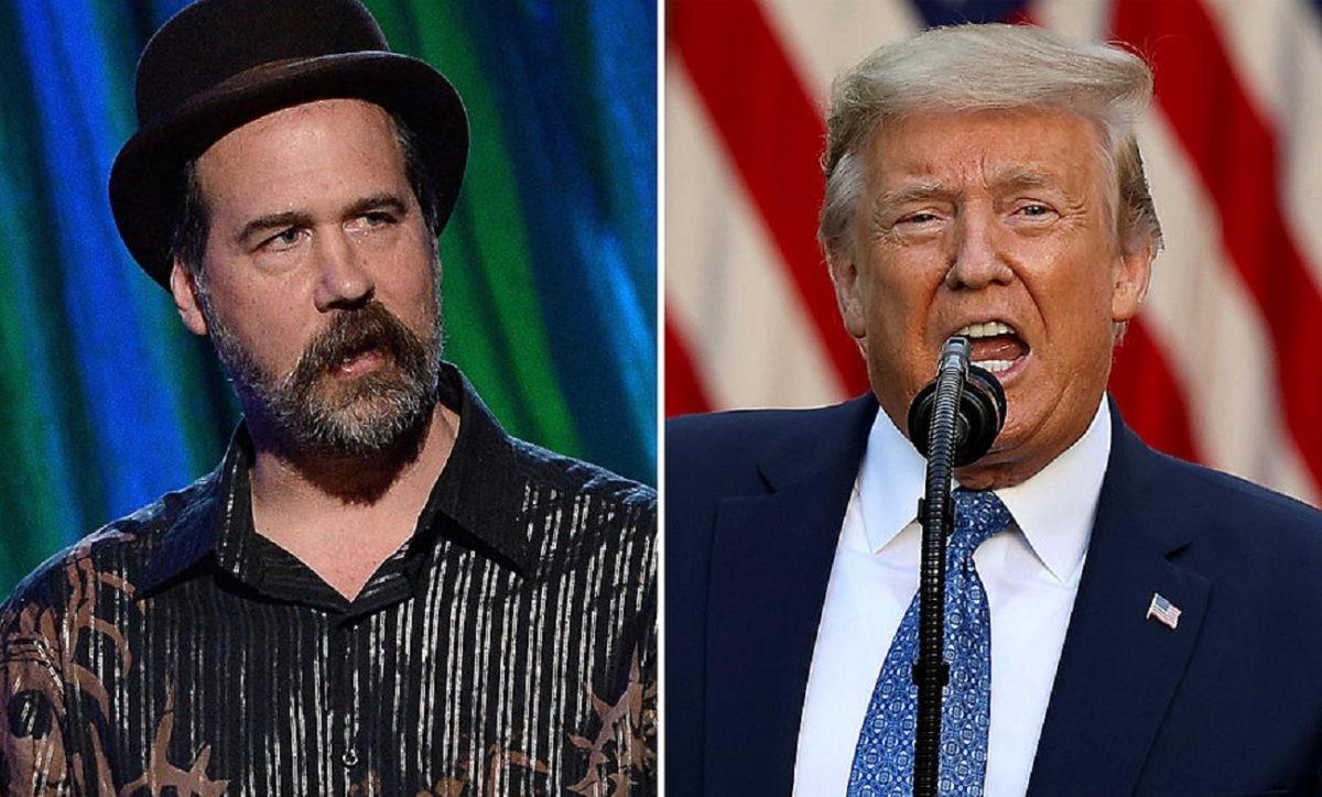 """L'ancien bassiste de Nirvana salue Donald Trump pour son discours """"fort et direct"""""""