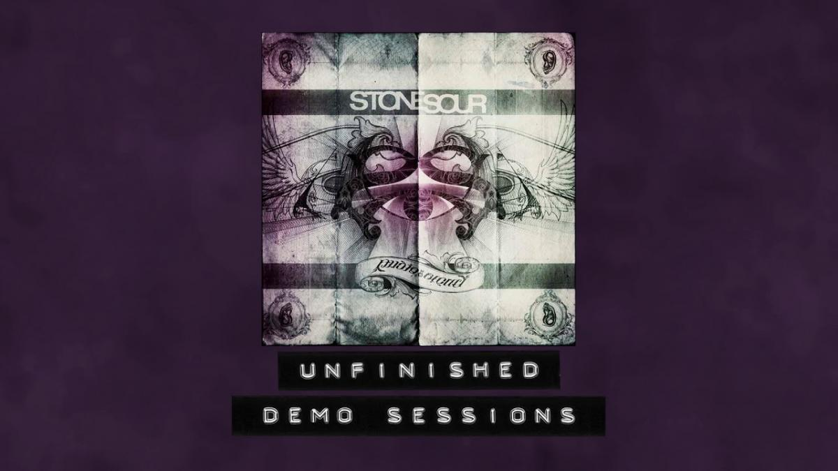 Stone Sour publie la démo de Unfinished