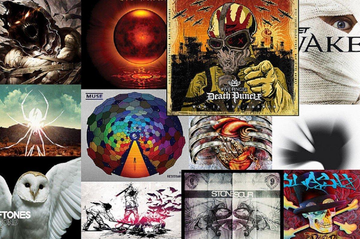 50 chansons Rock qui ont défini l'année 2010
