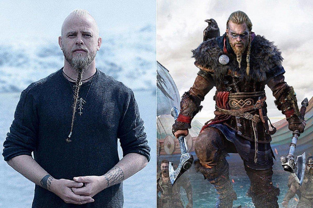Écoutez la musique qu'Einar Selvik (Wardruna/ex-Gorgoroth) a composée pour Assassin's Creed Valhalla