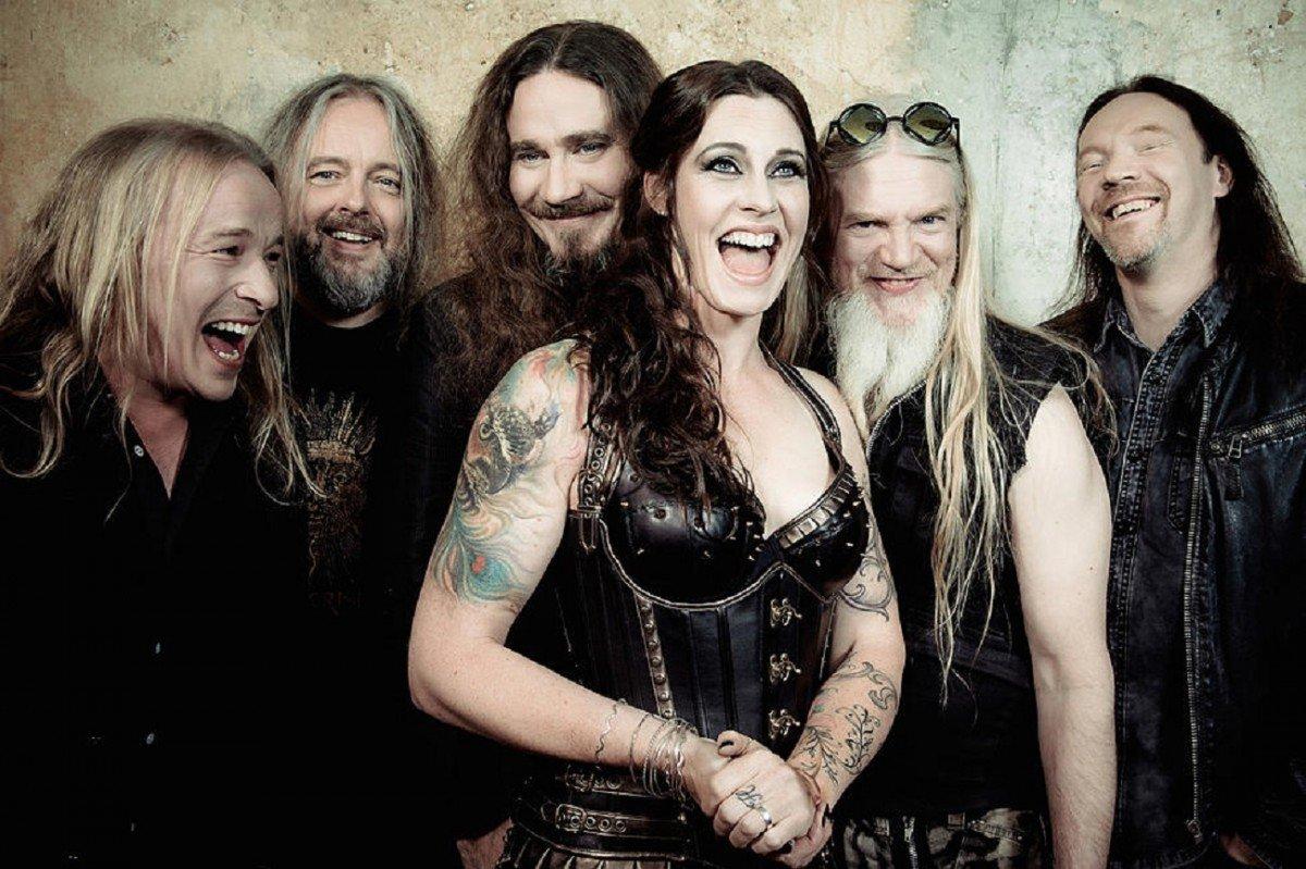 Nightwish : Des scientifiques ont nommé d'anciennes espèces de crabes d'après le groupe de Metal Symphonique