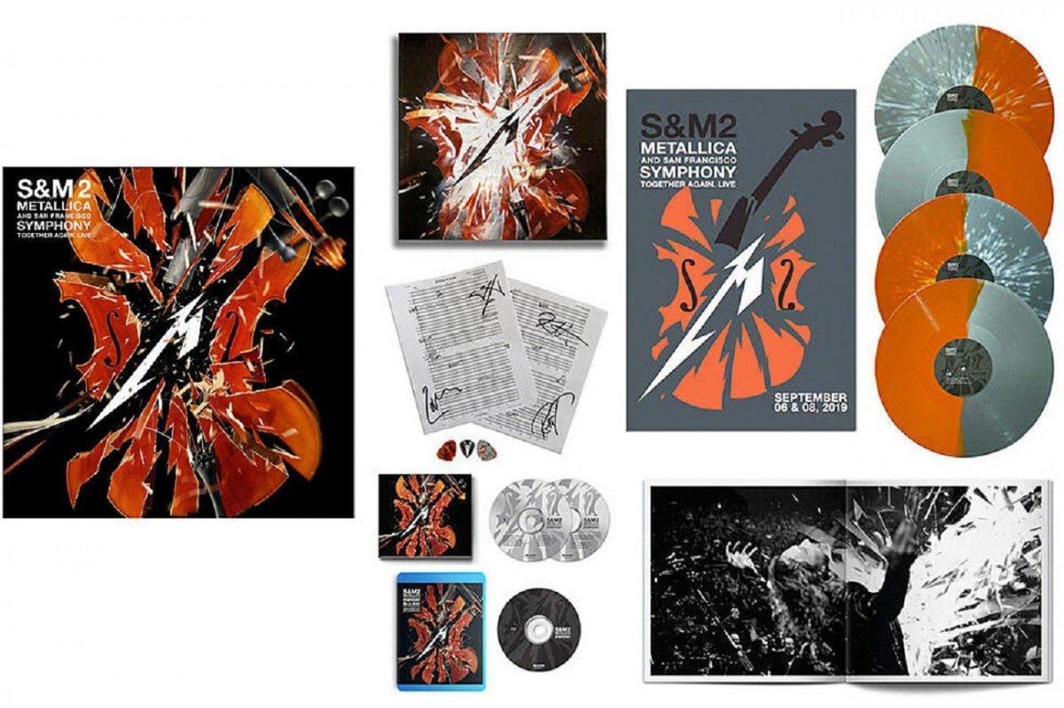 Metallica : Tous les détails de S&M2
