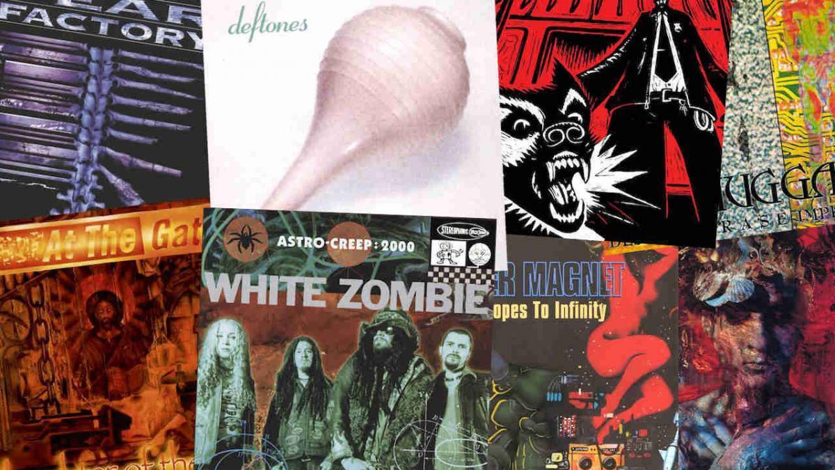 10 albums Metal & Rock légendaires qui ont 25 ans cette année
