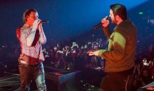 Regardez Breaking Benjamin jouer Would? de Alice In Chains en live avec Gavin Rossdale !