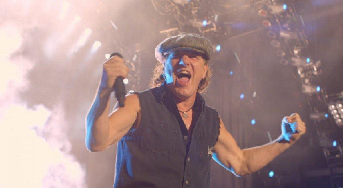 Brian Johnson sur la façon dont AC/DC a rendu hommage à Bon Scott dans Back In Black