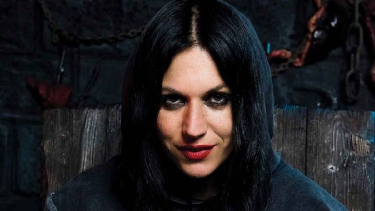 Cristina Scabbia de Lacuna Coil : 10 albums qui ont changé ma vie
