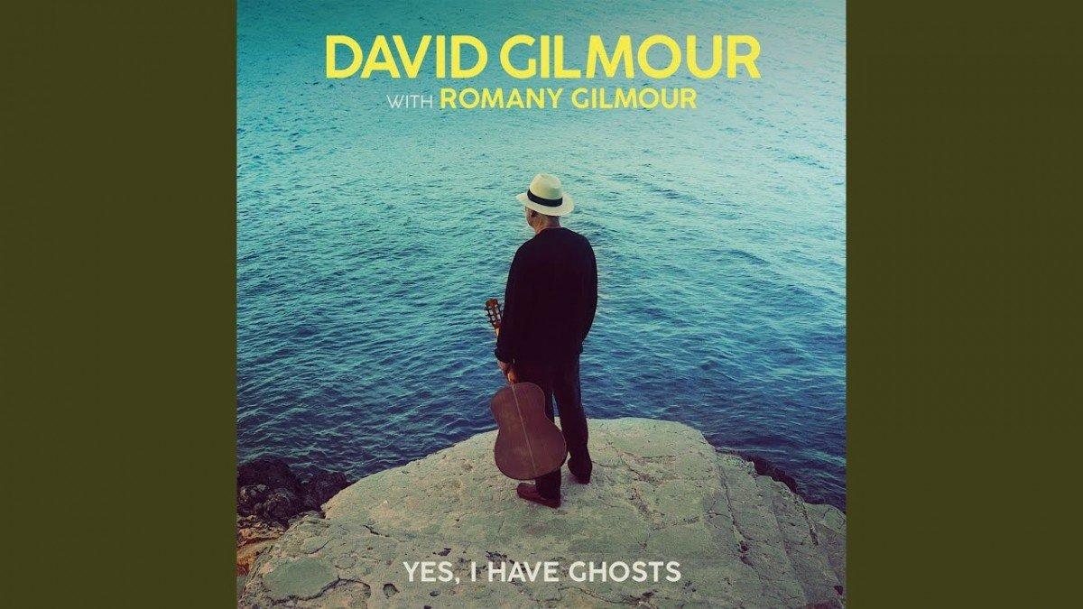 Écoutez la première nouvelle musique de David Gilmour (Pink Floyd) en cinq ans