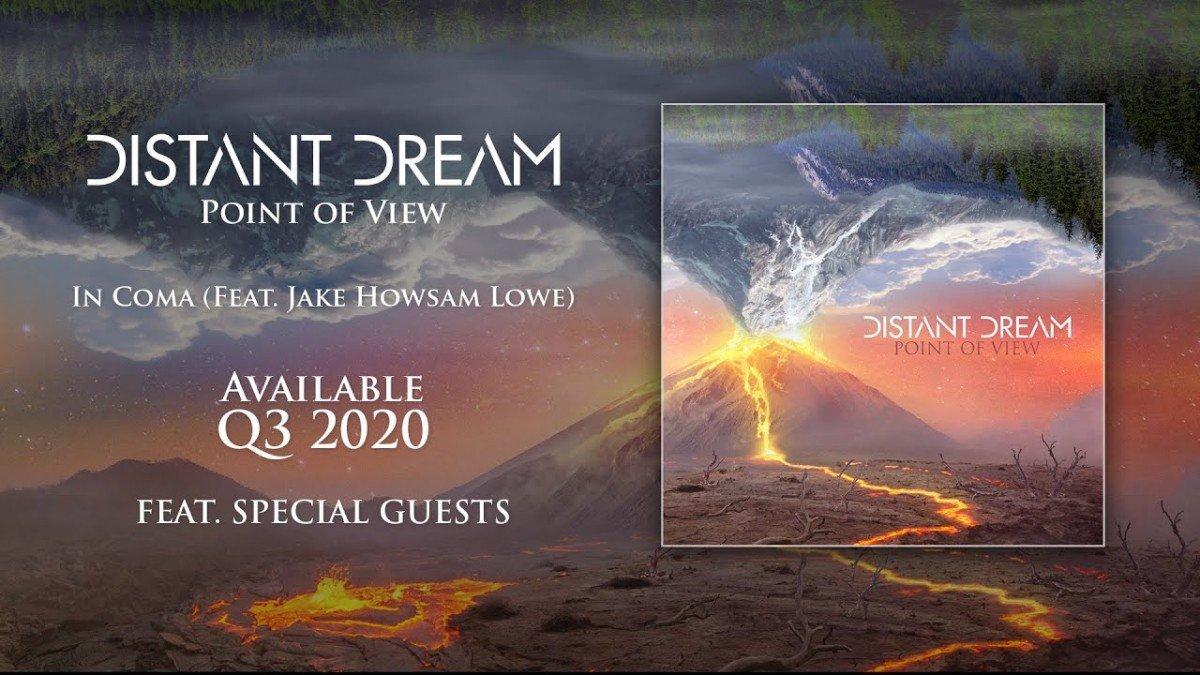 Distant Dream publie le single In Coma