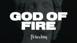 Fit For A King publie une lyric vidéo pour God of Fire (ft. Ryo Kinoshita de Crystal Lake)