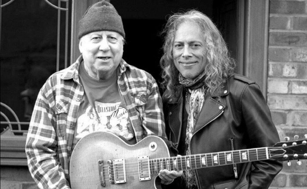 Kirk Hammett de Metallica rend hommage au regretté Peter Green, guitariste de Fleetwood Mac