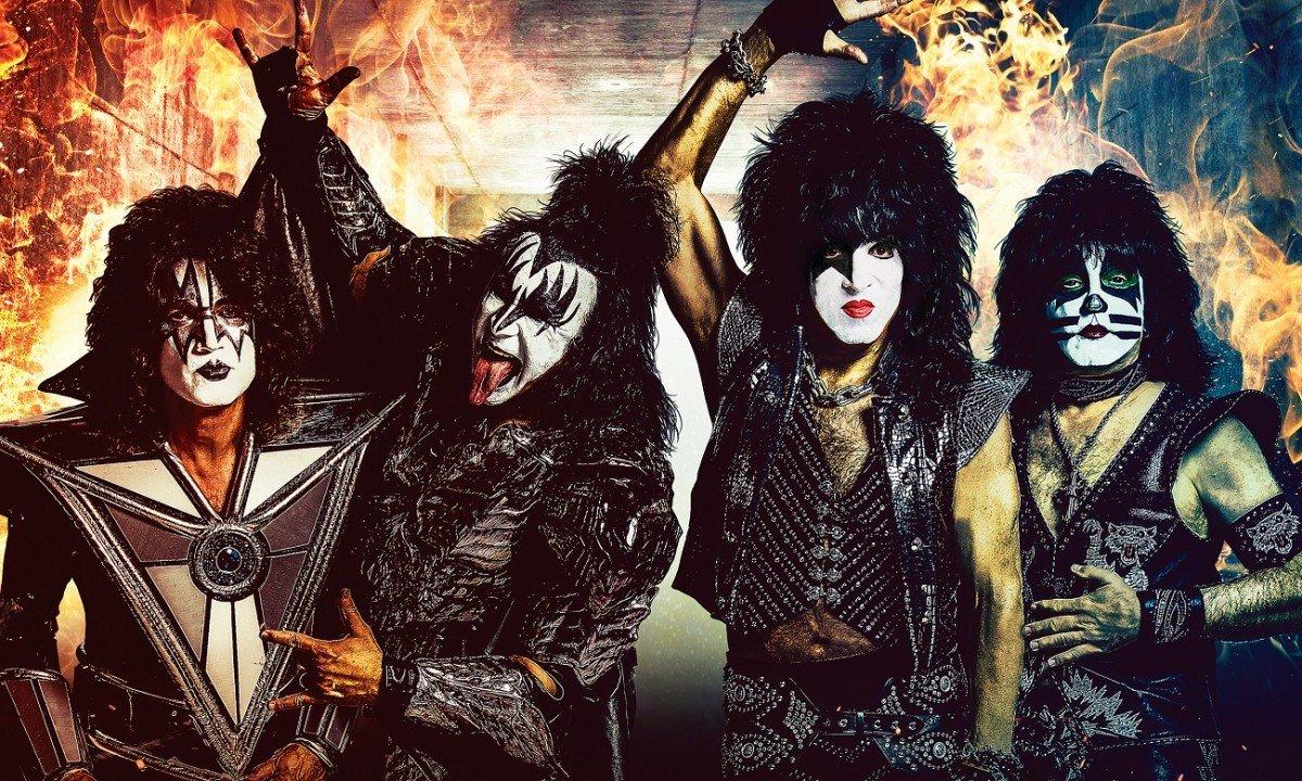 Kiss annonce les dates de sa tournée européenne de 2021