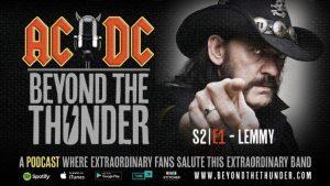 """Lemmy de Motörhead fait l'éloge de AC/DC dans un entretien inédit : """"Nous sommes pareils"""""""