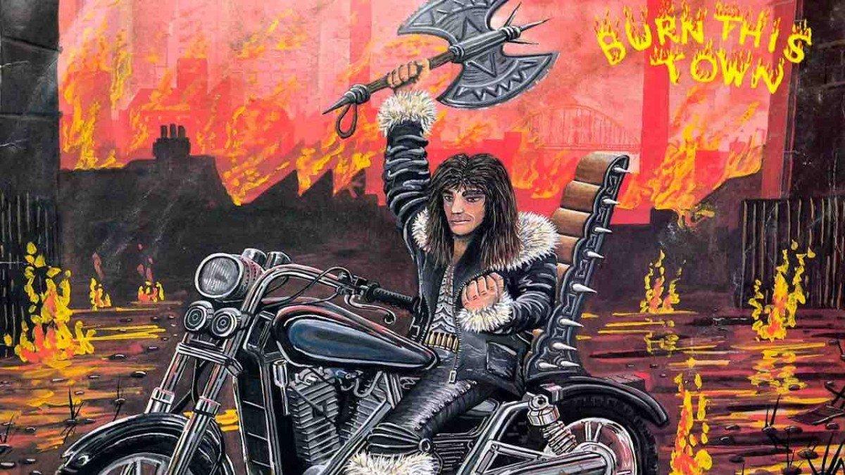 Les pires pochettes Metal des années 80