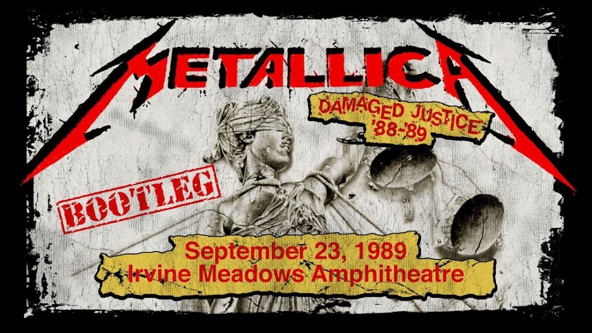 Metallica va diffuser un concert de 1989 enregistré avec la caméra de Lars Ulrich cette nuit ! (#MetallicaMondays)