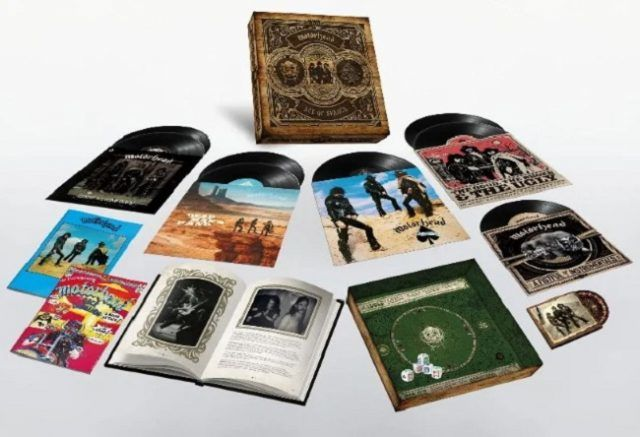 Motörhead : Un coffret collector de Ace Of Spades va sortir en octobre