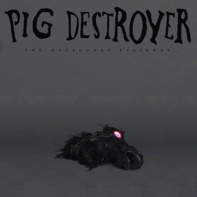 Pig Destroyer annonce son nouvel EP, The Octagonal Stairway