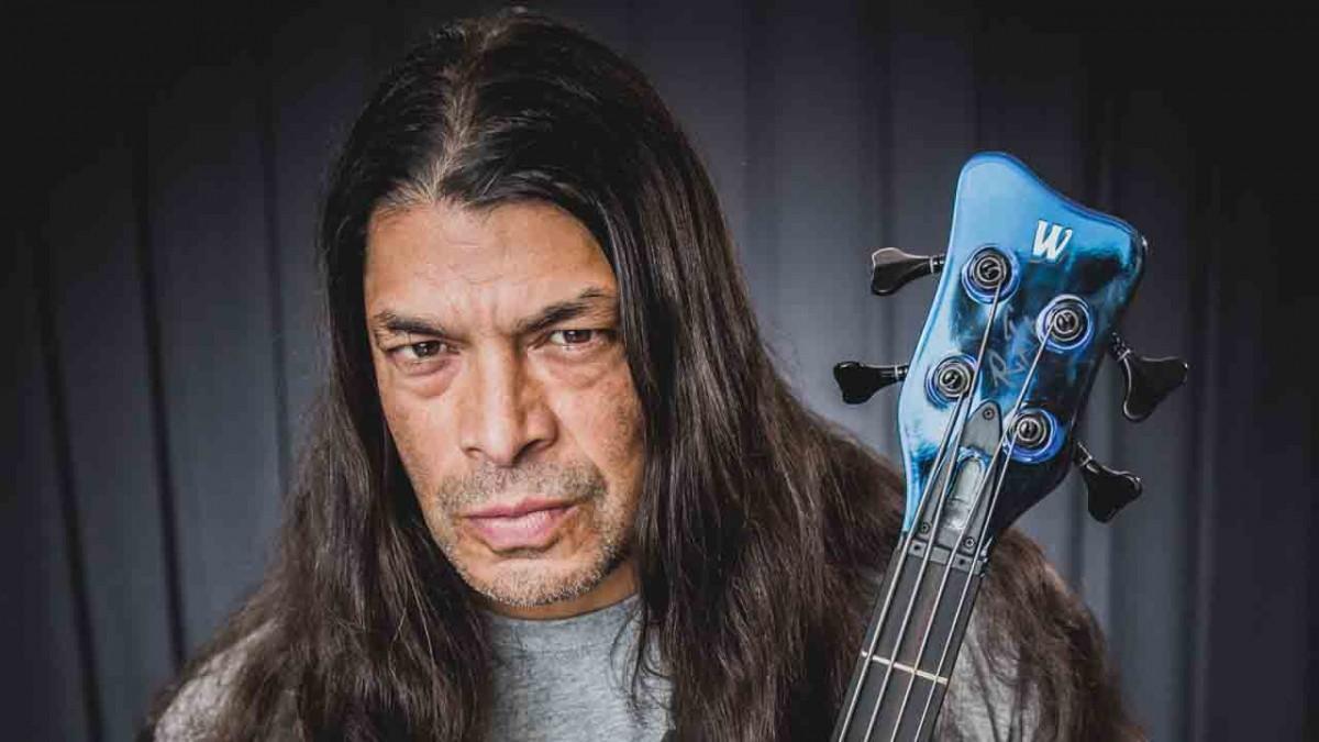 """Robert Trujillo de Metallica : """"Je sais que la prochaine phase va être encore meilleure"""""""