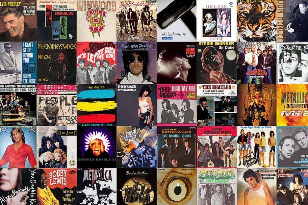 La plus grande chanson Rock de chaque été : 1960-2000