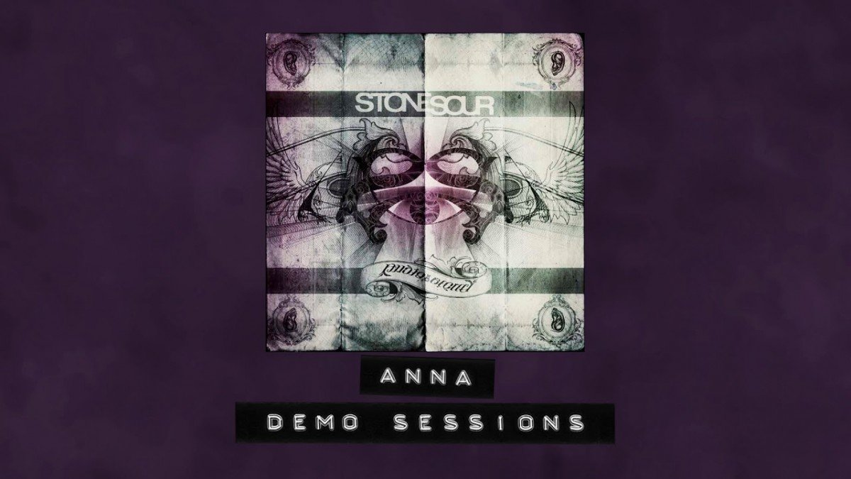 Stone Sour sort la démo de Anna
