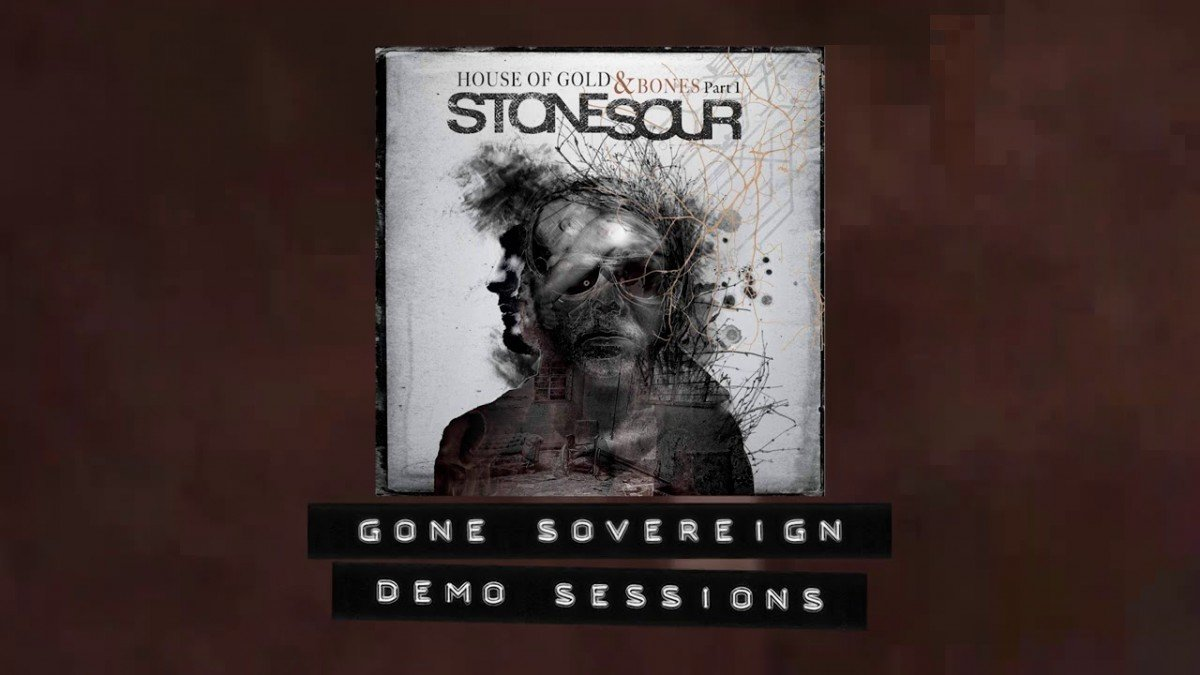 Stone Sour publie la démo de Gone Sovereign
