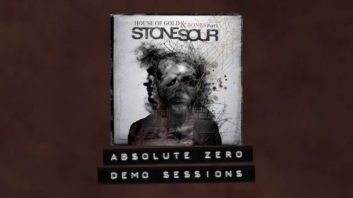 Stone Sour sort la démo de Absolute Zero