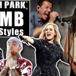 Ten Second Songs reprend Numb de Linkin Park dans 15 styles différents