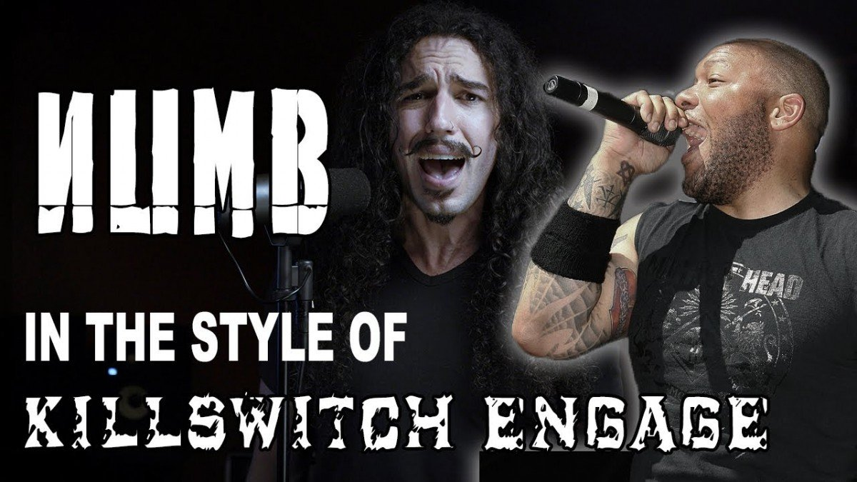 Ten Second Songs reprend Numb de Linkin Park dans le style de Killswitch Engage
