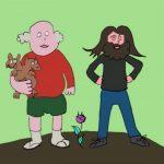 Tenacious D publie un livre audio pour Post-Apocalypto