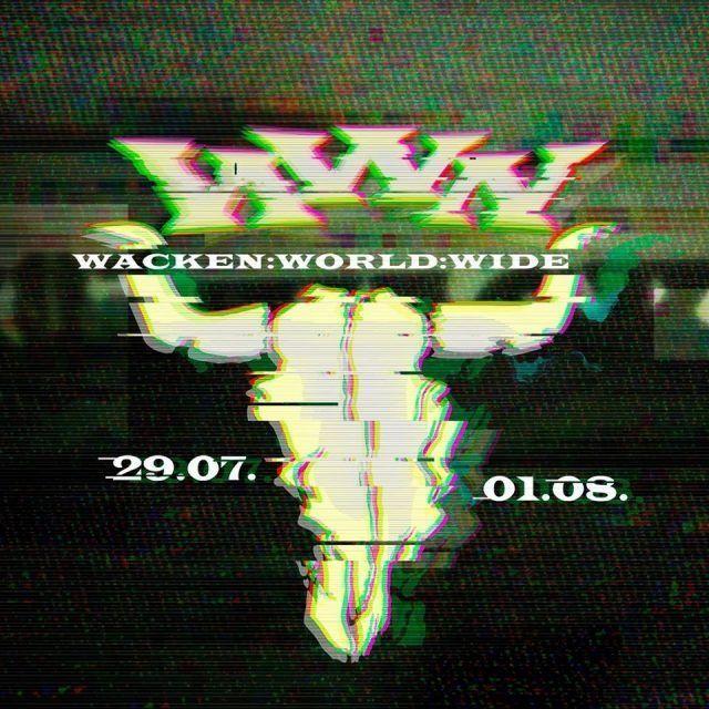 Wacken annonce un événement mondial en streaming pendant le week-end du festival 2020