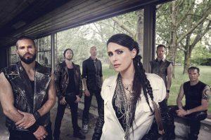 """Sharon den Adel : """"Dans le nouvel album de Within Temptation, les questions sociales seront à l'honneur"""""""