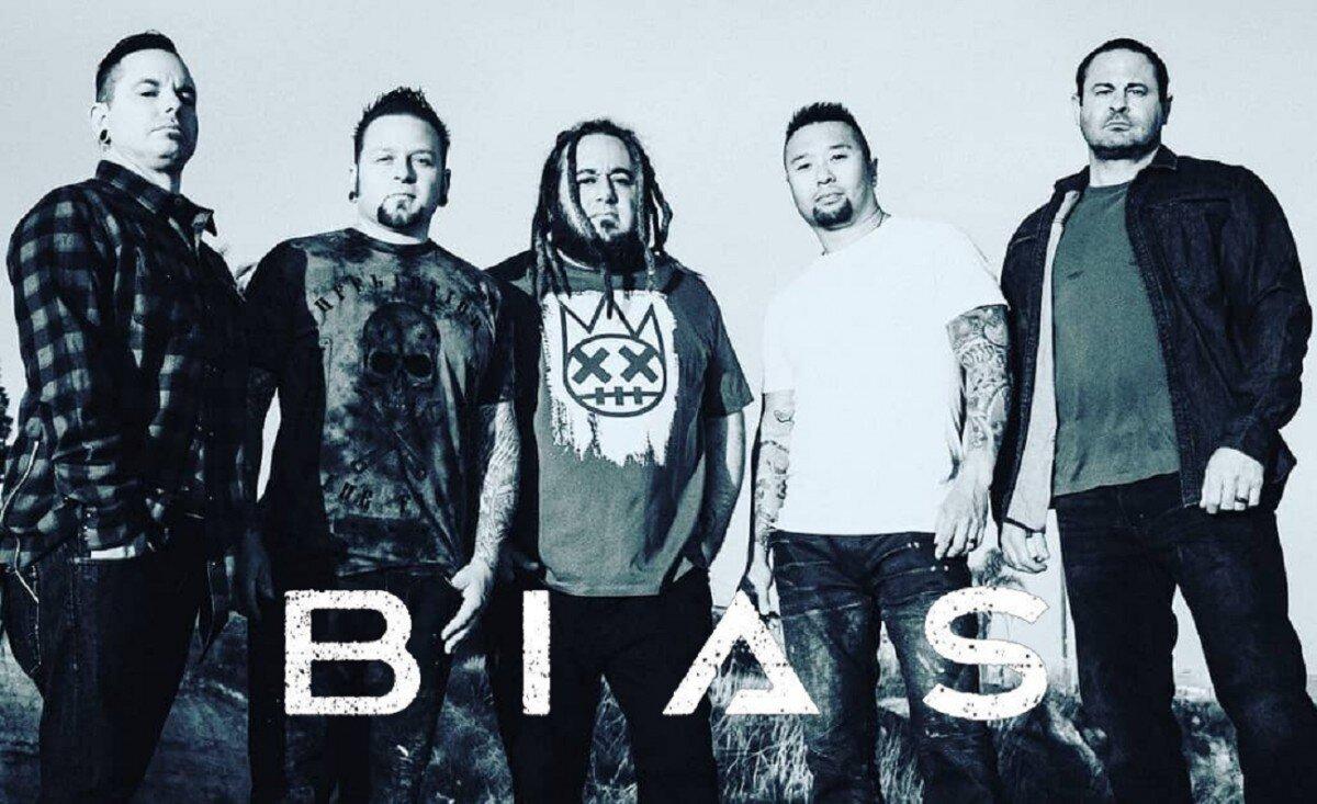 BIAS (avec David Silveria, ex-Korn) sort un EP nommé Acronym