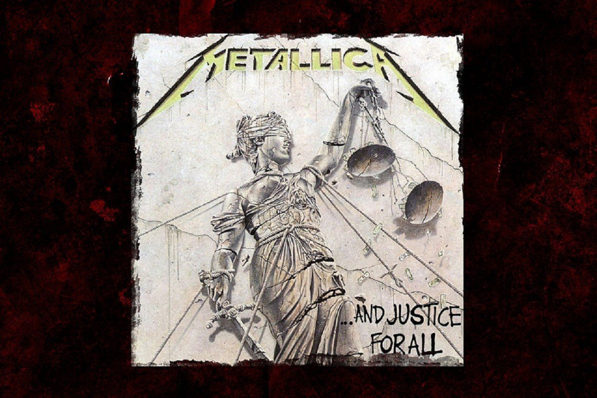 Il y a 32 ans, Metallica sortait …And Justice for All