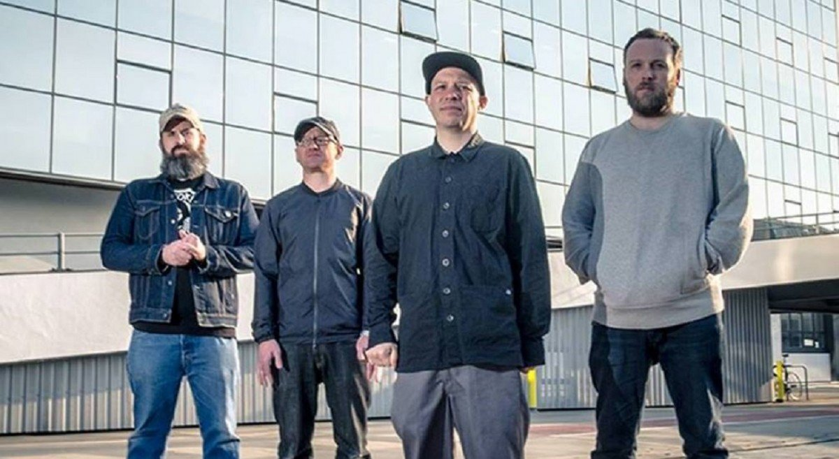 Mogwai est en studio (Post-Rock)