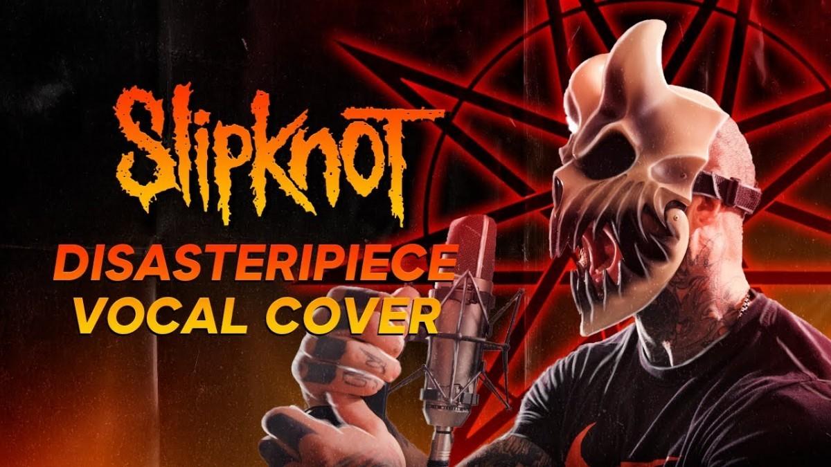 Alex Terrible partage une reprise brutale de Disasterpiece de Slipknot