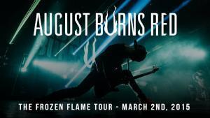 August Burns Red partage un concert complet de 2015