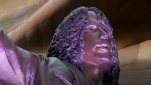 La statue de Chris Cornell (Soundgarden/Audioslave) à Seattle a été vandalisée