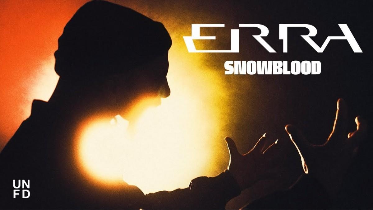 Erra est de retour pour prendre la couronne du Metalcore avec Snowblood !