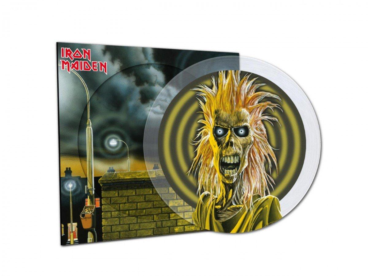 Iron Maiden célèbre le 40e anniversaire de son premier album avec une nouvelle réédition en vinyle