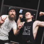 """Kerim """"Krimh"""" Lechner a fini d'enregistrer la batterie pour le nouvel album de Septicflesh"""