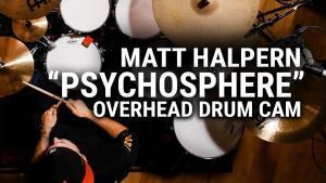 Regardez le batteur de Periphery jouer Psychosphere !