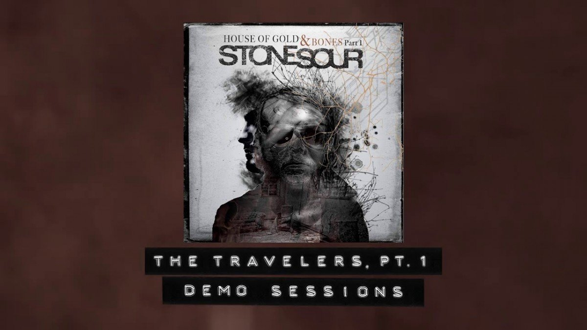 Stone Sour sort la démo de The Travelers, Pt. 1