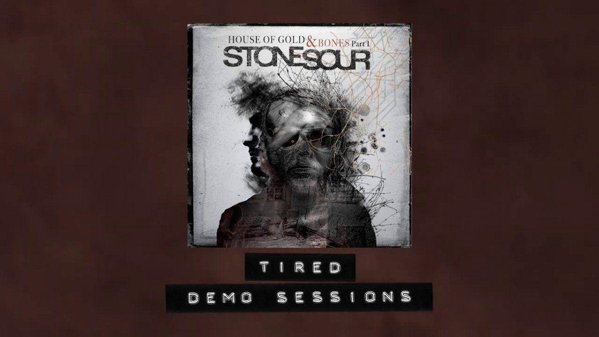 Stone Sour publie la démo de Tired